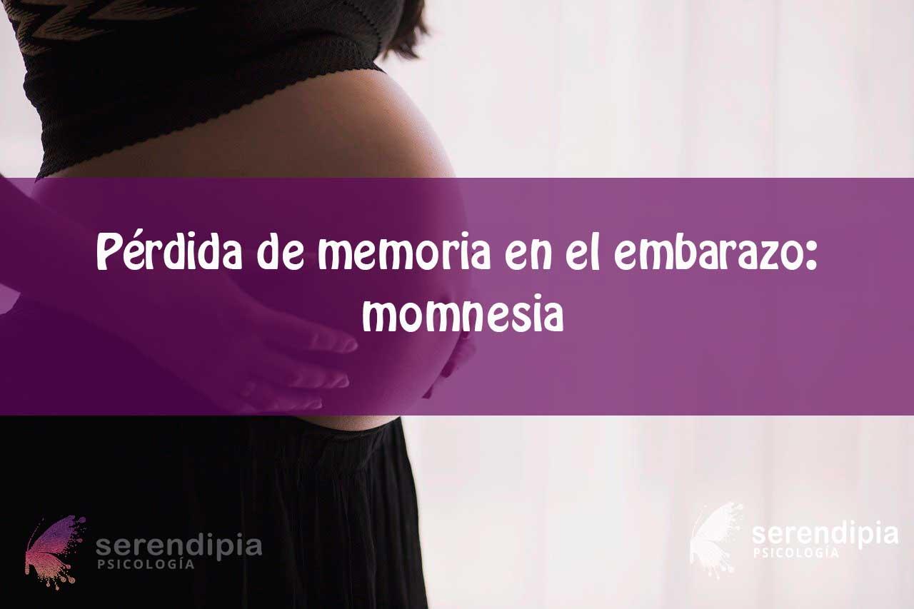 pérdida-memoria-embarazo